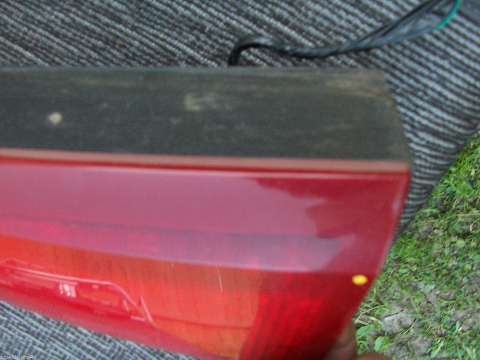 2000 2005 DHS DTS DEVILLE LEFT TAILLIGHT OEM USED CADILLAC GM PART NUMBER 278217 image 2