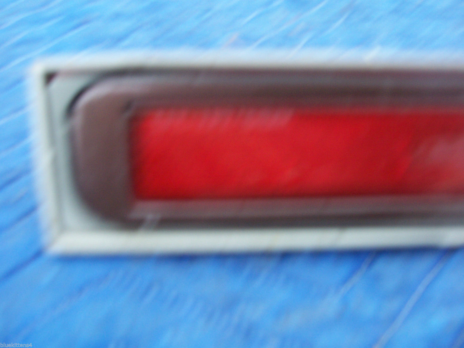 1987 1992 MARK VII 7 RIGHT REAR MARKER CLEARANCE LIGHT OEM USED ORIG LINCOLN image 2