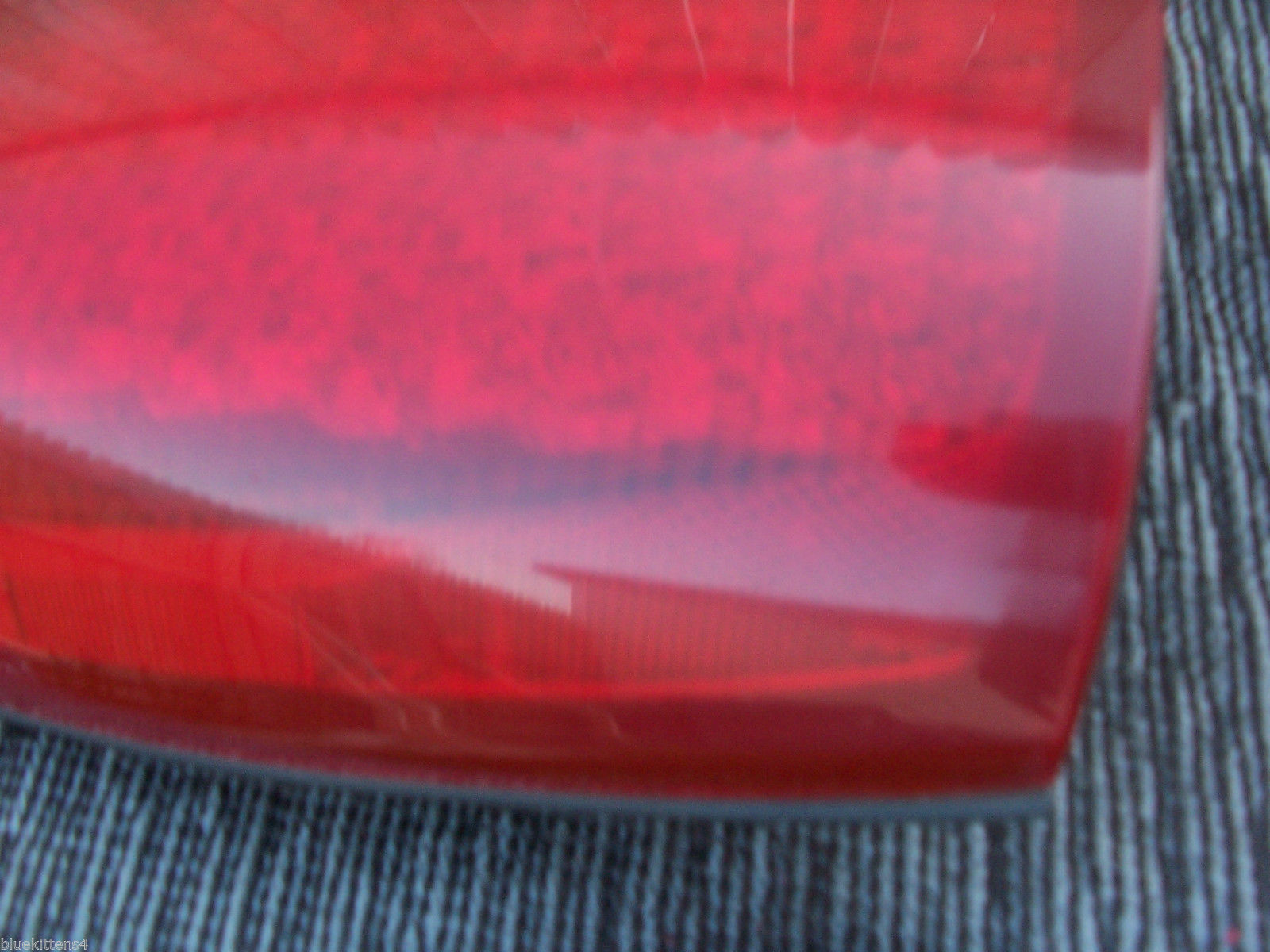2000 2005 DHS DTS DEVILLE LEFT TAILLIGHT OEM USED CADILLAC GM PART NUMBER 278217 image 7
