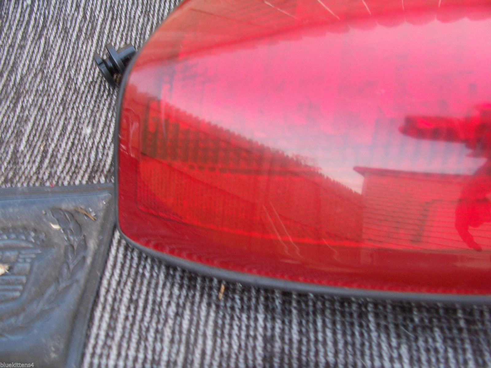 2000 2005 DHS DTS DEVILLE LEFT TAILLIGHT OEM USED CADILLAC GM PART NUMBER 278217 image 6