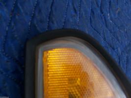 1998 1999 BONNEVILLE RIGHT CORNER MARKER SIGNAL LIGHT OEM USED ORIG PONTIAC GM image 1