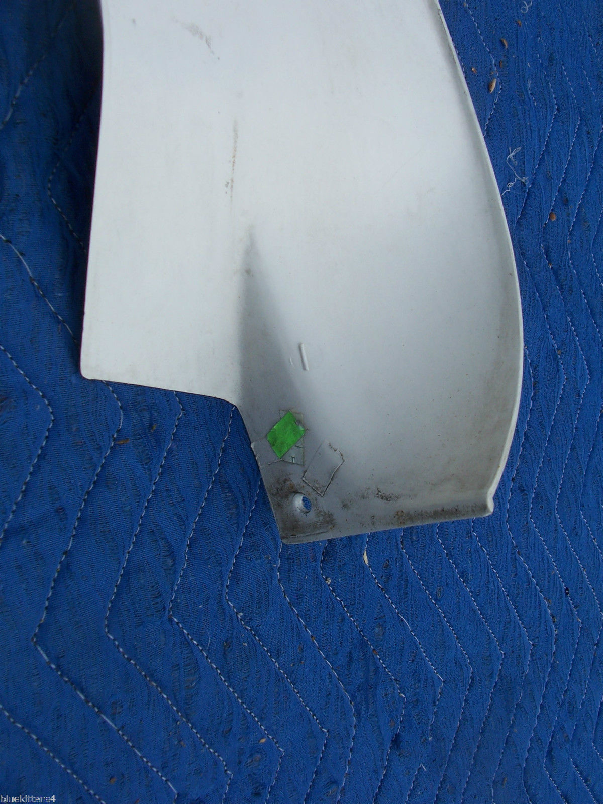 1993 SEVILLE STS RIGHT DOOR POST WIND DRAFT DEFLECTOR USED OEM CADILLAC 3533738