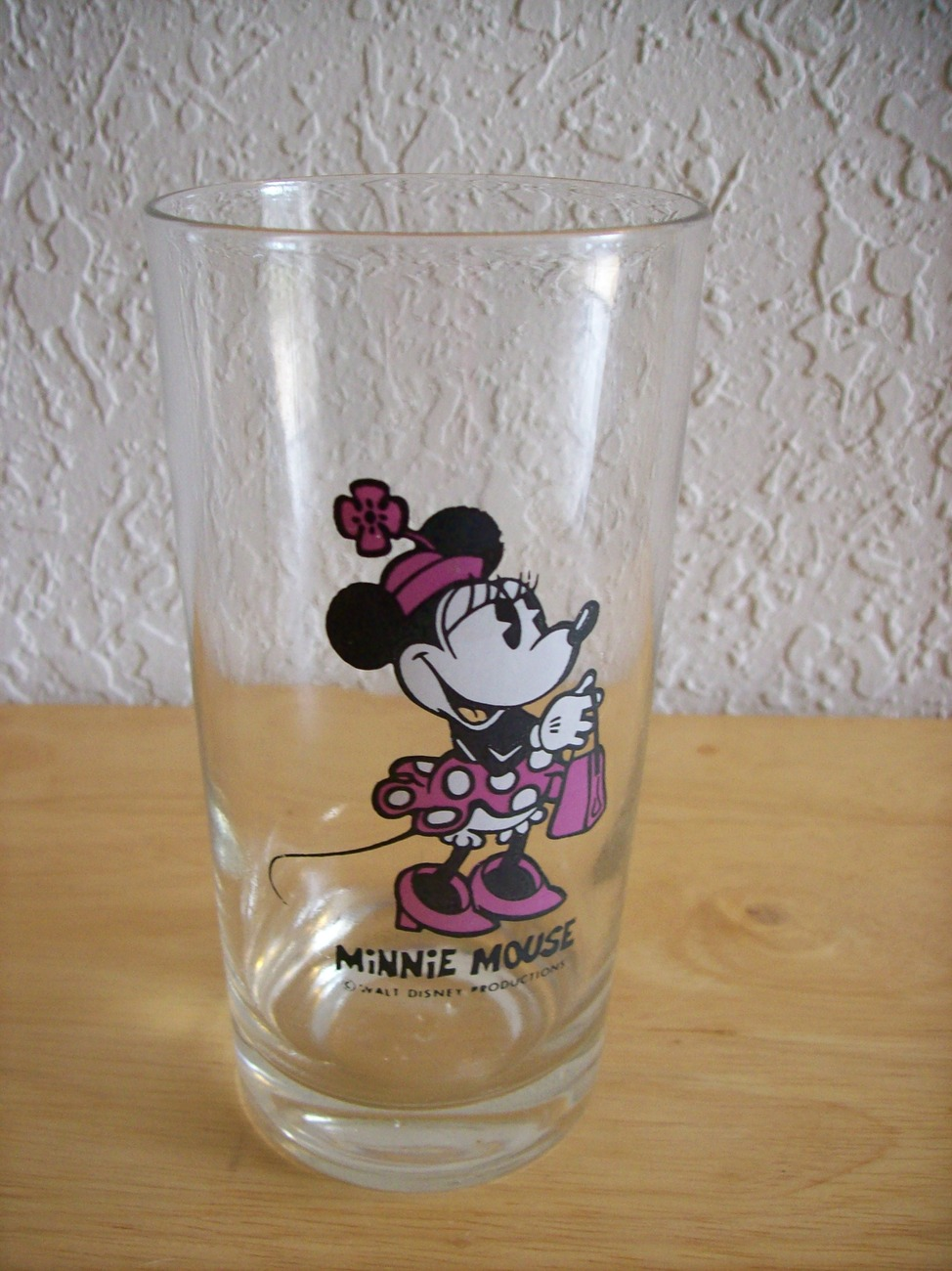 Primary image for Disney Minnie Mouse Tall Glass