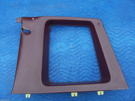 1977 COUPE DEVILLE RIGHT OPERA WINDOW TRIM PANEL OEM USED CADILLAC PART image 1