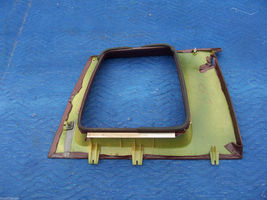 1977 COUPE DEVILLE RIGHT OPERA WINDOW TRIM PANEL OEM USED CADILLAC PART image 8
