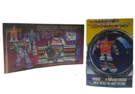 Vintage Order Form 1986 Reflector US misc 1986 Vintage Hasbro G1 Transformers - $6.60