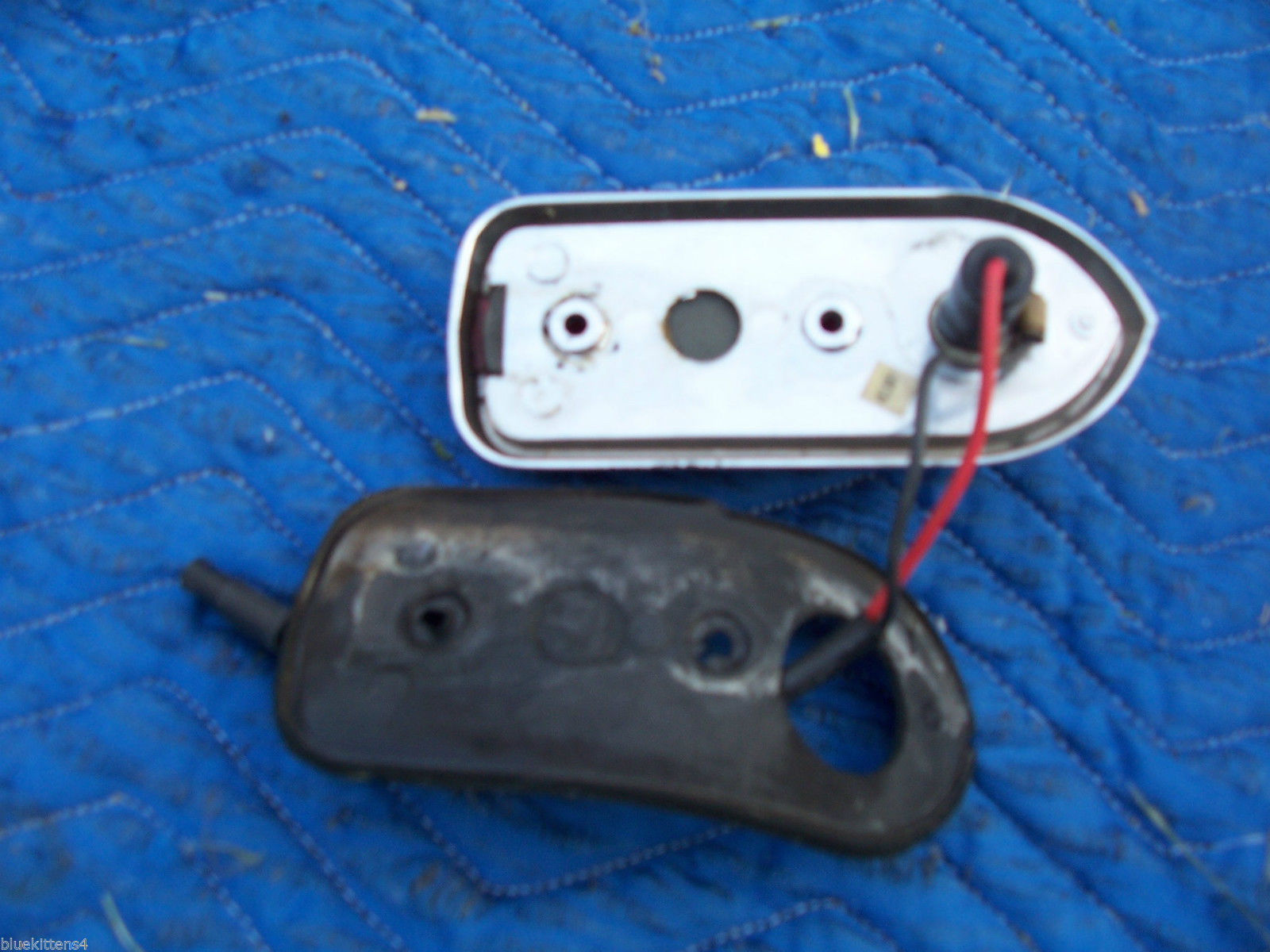 1982 JAGUAR XJ 6 RIGHT SIDE REAR MARKER CLEARANCE LIGHT OEM USED ORIG 1980 1981