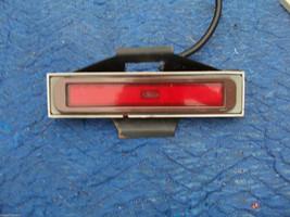 1987 1992 MARK VII 7 LEFT REAR MARKER CLEARANCE LIGHT OEM USED ORIG LINCOLN image 3