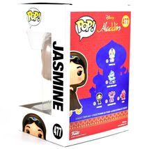 Funko Pop! Disney Aladdin Princess Jasmine in Disguise #477 Vinyl Action Figure image 3