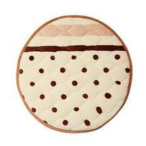 PANDA SUPERSTORE Chair Pad Tatami Mat Round Chair Cushion Household Cushion Soft