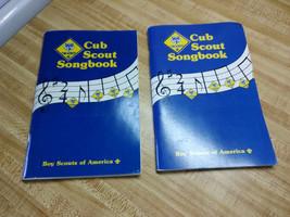 cub scout song books boy scouts - $9.45