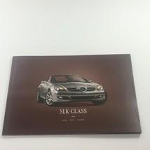 2008 Mercedes-Benz SLK-Class 280-350-55-AMG Dealership Car Auto Brochure Catalog - $8.91