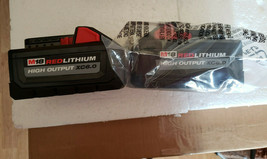 (2) Milwaukee M18 18-Volt High Output Battery Pack XC6.0 Dates: 200330 2... - $159.99