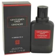 Gentlemen Only Absolute by Givenchy Eau De Parfum Spray 1.7 oz (Men) - $91.05
