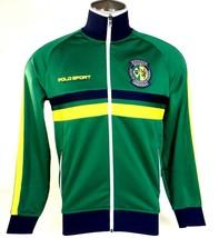 Polo Sport Ralph Lauren Green Brasil Zip Front Track Jacket Brazil Men's... - $179.99
