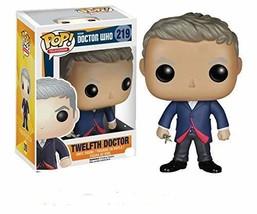 POP Doctor Who - Dr. #12 Vinyl Figure - $14.17