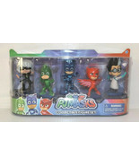 NEW! Just Play PJ Masks Collectible Figure Set (5 Pack) {4703} - $19.79
