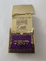 WDW Imagination Gala Invitation Pin Trading Event Passholder LE500 - $29.69