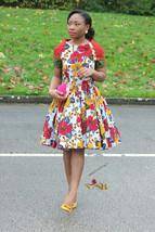 Val dress African Clothing Ankara Dress African print Handmade - $150.00
