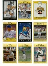 9 Fleer 1991 Baseball Major Stars #1 Exmt Or Better - $6.91