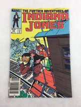 Further Adventures of Indiana Jones Vol. 1 # 25 Jan 25 1985 Marvel Comic Book - $7.43