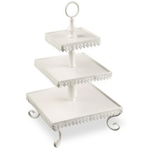 National Tree Artificial 21  Three Tier Serving Rack - $60.75