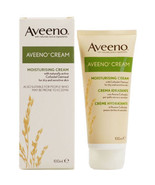 Aveeno Moisturising Collioidal Oatmeal Cream 100ml - $9.83