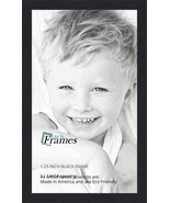 ArtToFrames 14x24 inch Black Picture Frame, 2WOMFRBW72079-14x24 - $36.48