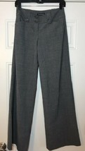 Express Editor Women's Gray Dress Pants Sz 0 - $17.81