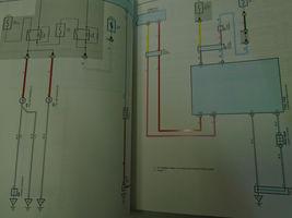 2011 Lexus RX350 Rx 350 Elektrisch Wiring Service Shop Reparatur Manuell Ewd image 4