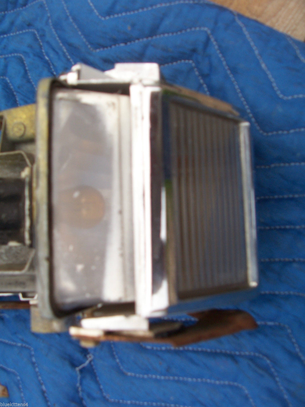 1973 ELDORADO LEFT CORNER MARKER LIGHT TURN SIGNAL OEM USED ORIG CADILLAC GM PRT