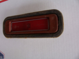 1974 BUICK RIVIERA RIGHT SIDE MARKER CLEARANCE LIGHT OEM USED ORIGINAL GM PART image 3