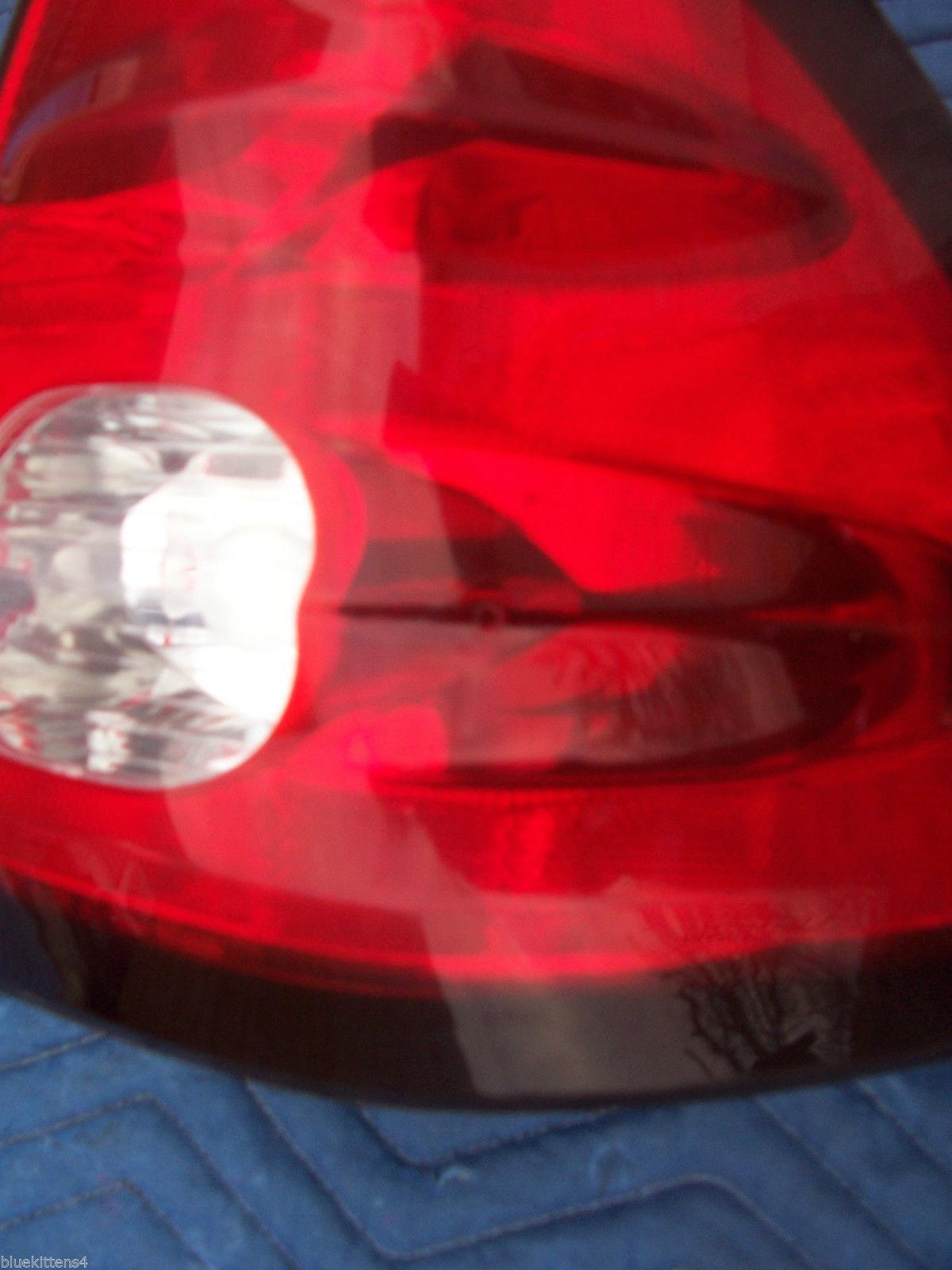 2001 AZTEC RIGHT TAILLIGHT OEM USED ORIGINAL PONTIAC GM PART 2002 2003 2004 2005 image 3