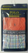 Polo Ralph Lauren Boy's 2-WOVEN Boxers All Pony Size L (10-12) - $19.80