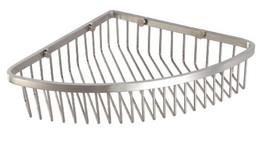 Hane Corner Shower Caddy - Stainless Steel Bathroom Wall Mounted Storage... - $46.67