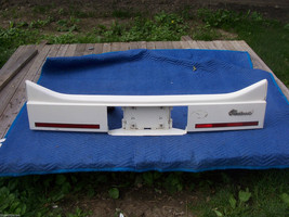 1985 FLEETWOOD FWD TRUNK TAIL FILLER VALANCE PANEL OEM USED ORIG CADILLA... - $286.11