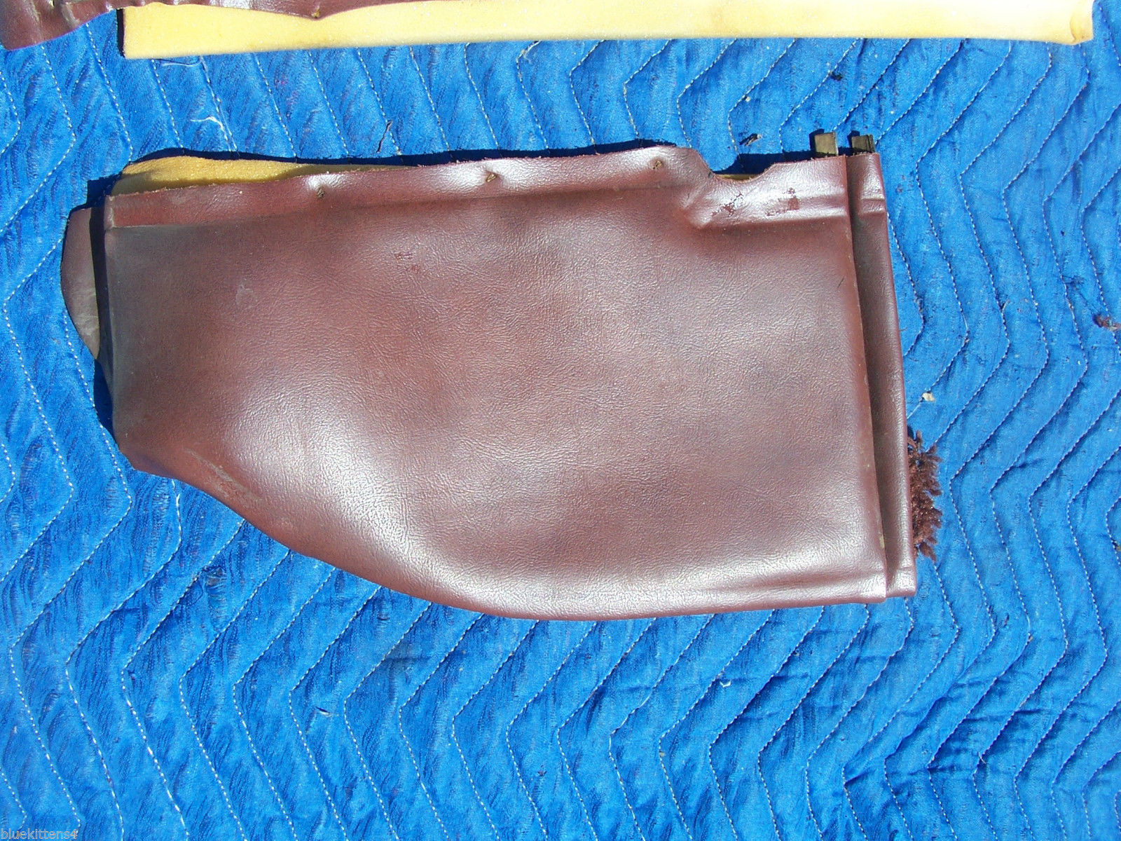 1979 COUPE DEVILLE RIGHT DOOR PANEL PADS OEM USED GENUINE GM CADILLAC PART 1978