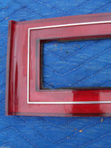 1978 CONTINENTAL TOWNCAR TAILLIGHT PANEL LEFT LENS OEM USED EDGE CRACK 1977 1979 image 5
