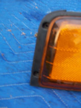 1992 1993 1994 PROTEGE RIGHT TURN SIGNAL CORNER MARKER LIGHT OEM USED ORG MAZDA image 7