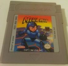 Mega Man: Dr. Wily's Revenge (Nintendo Game Boy, 1991) Cartridge Only  - $11.88