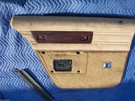 1990 CHEVY CAPRICE ESTATE WAGON DOOR PANEL LEFT REAR USED OEM CHEVROLET ... - $126.23