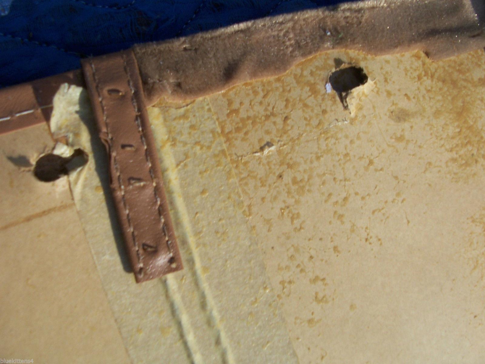 1990 CHEVY CAPRICE ESTATE WAGON DOOR PANEL LEFT REAR USED OEM CHEVROLET PART
