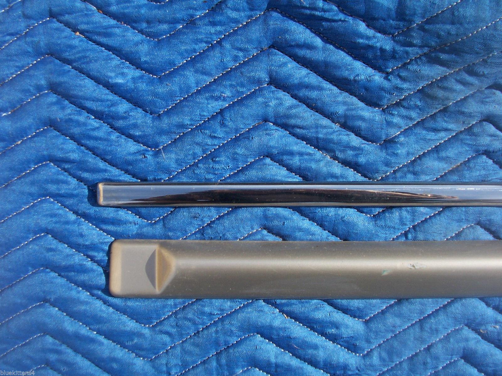 1997 JAGUAR XJ6 VANDEN RIGHT FRONT DOOR TRIM MOLDING ORIGINAL JAG  XJ PART 1995 image 2