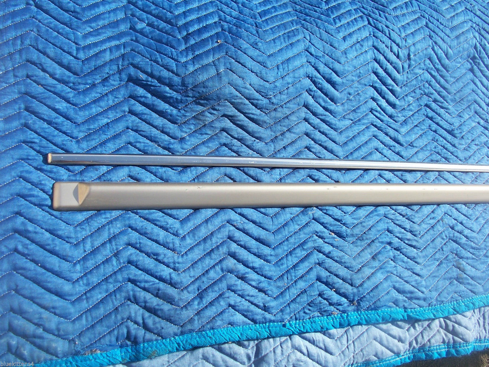 1997 JAGUAR XJ6 VANDEN RIGHT FRONT DOOR TRIM MOLDING ORIGINAL JAG  XJ PART 1995