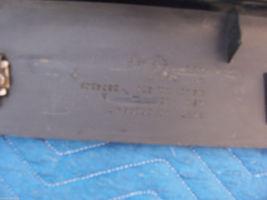 1993 STS SEVILLE LEFT FRONT THRESHOLD STEP TRIM PANEL OEM USED CADILLAC GM image 7