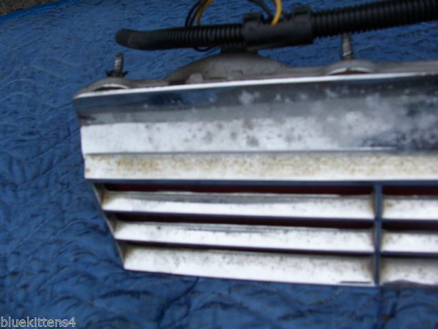 1974 BUICK RIVIERA LEFT TAILLIGHT W GRILL OEM USED ORIGINAL GM PART image 2