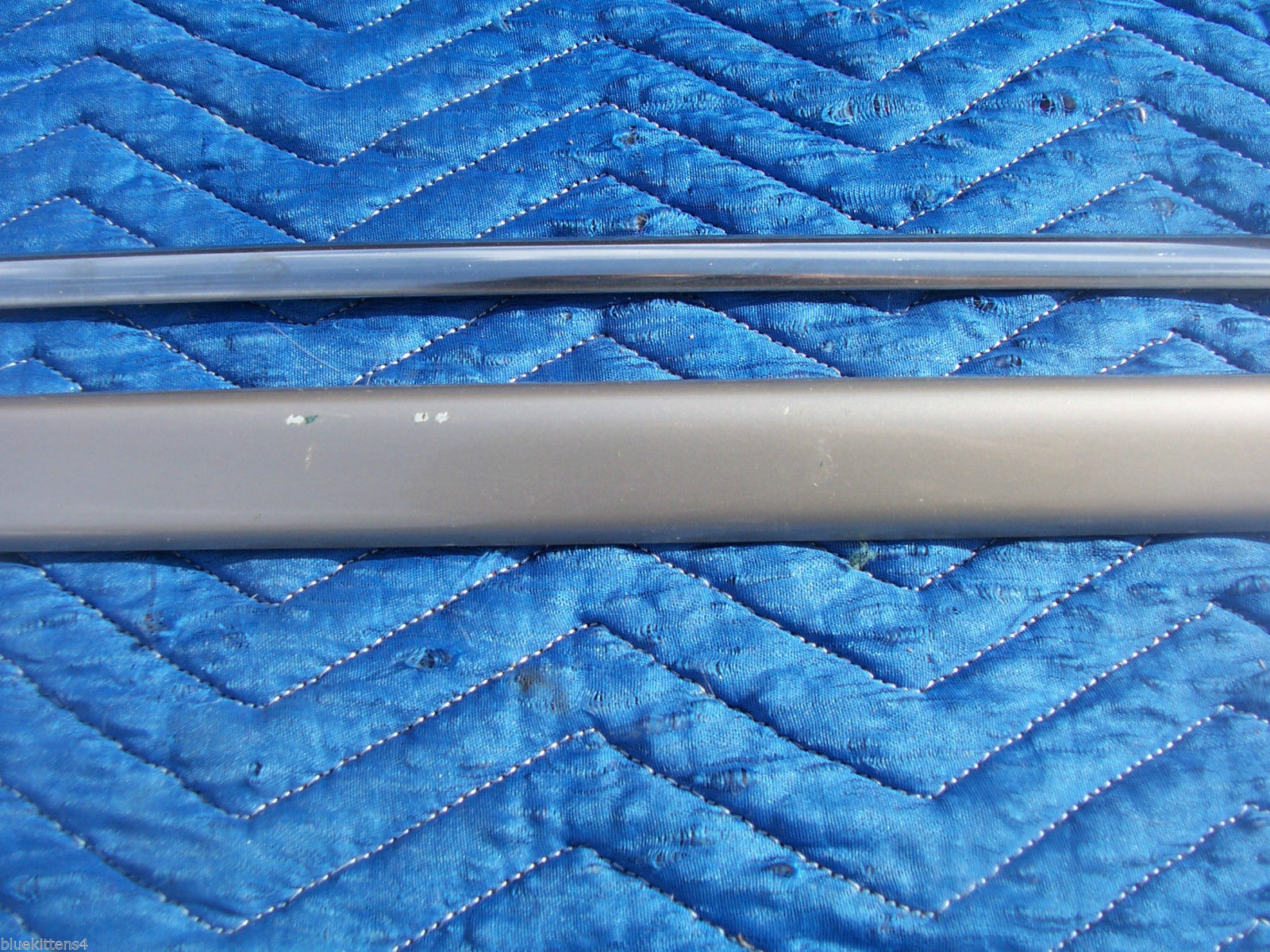1997 JAGUAR XJ6 VANDEN RIGHT FRONT DOOR TRIM MOLDING ORIGINAL JAG  XJ PART 1995 image 9