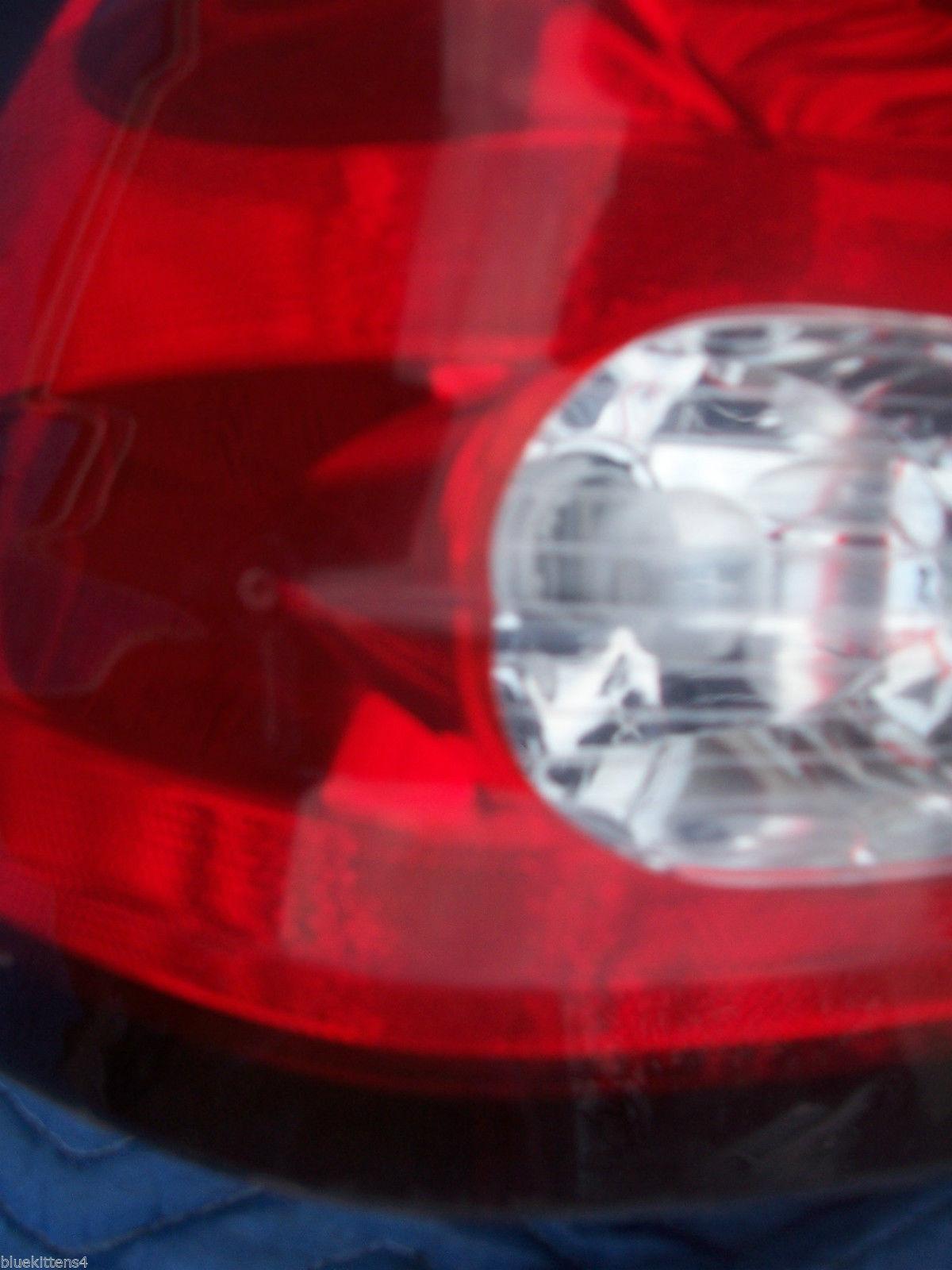 2001 AZTEC LEFT TAILLIGHT OEM USED ORIGINAL PONTIAC GM PART 2002 2003 2004 2005 image 3
