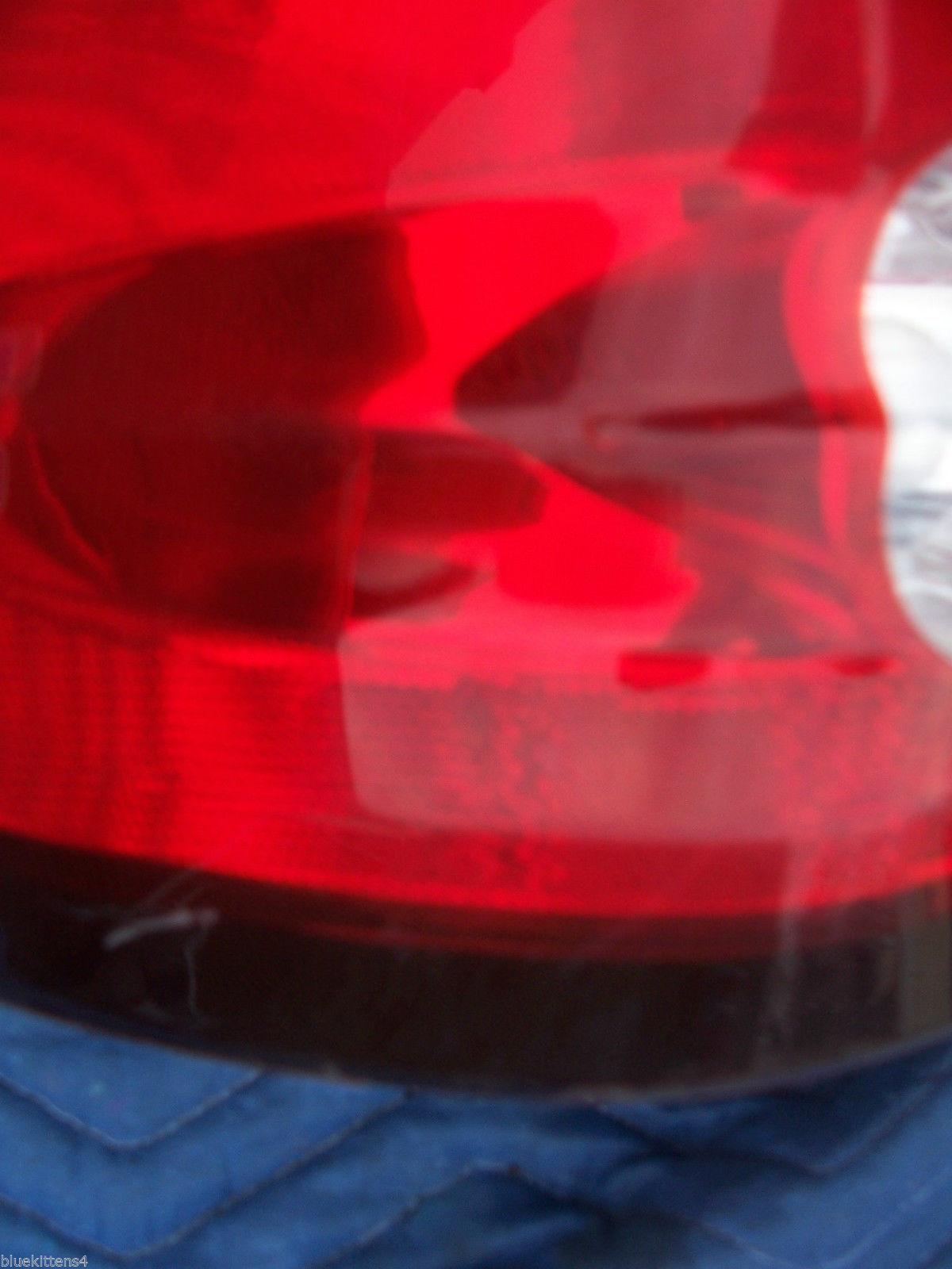 2001 AZTEC LEFT TAILLIGHT OEM USED ORIGINAL PONTIAC GM PART 2002 2003 2004 2005 image 4