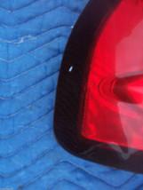 2001 AZTEC LEFT TAILLIGHT OEM USED ORIGINAL PONTIAC GM PART 2002 2003 2004 2005 image 2